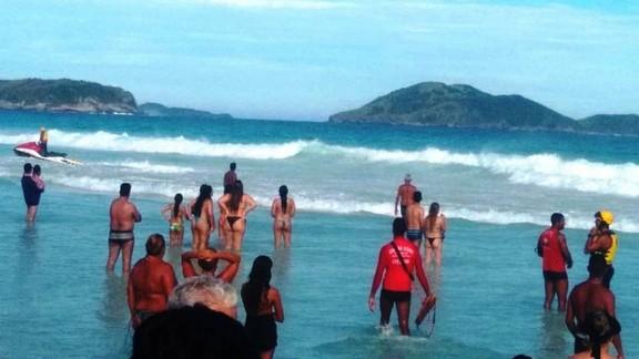 Jovem de Volta Redonda morre afogado em Cabo Frio – Destaque Popular