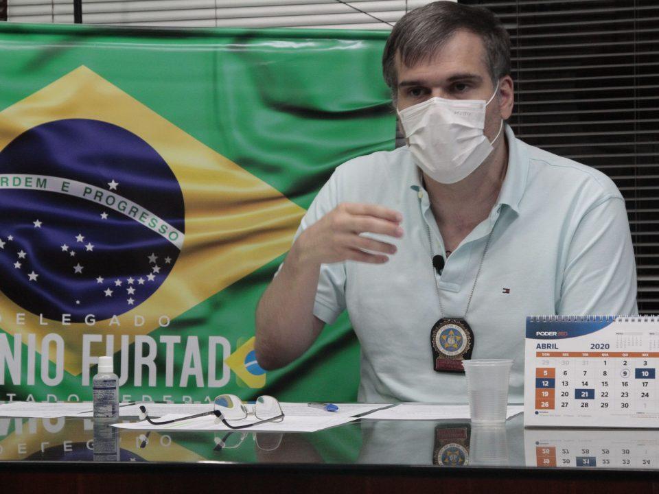 Deputado Furtado faz Live para explicar ações da Câmara para enfrentamento ao Coronavírus