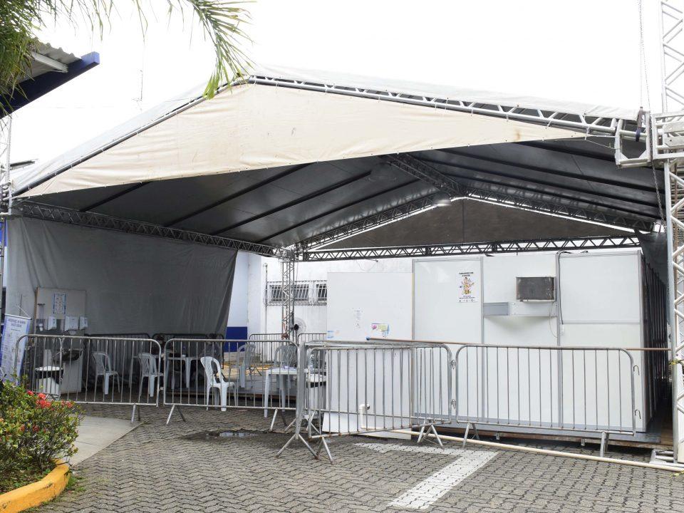 Centro de Triagem do Hospital de Emergência de Resende ganha laboratório e sala de medicação